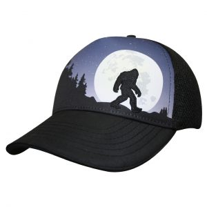 Bigfoot's Back with Headsweats' Expanded Bigfoot Performance Trucker Collection
