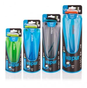 Vapur Packaging Gets a Sleek New Facelift