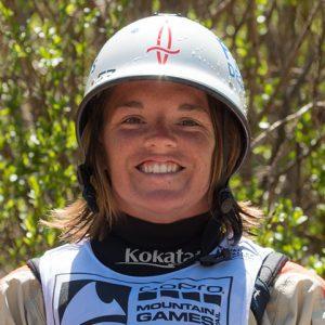 Canoe & Kayak Names Dagger Athlete Adriene Levknecht Female Paddler of the Year 2016