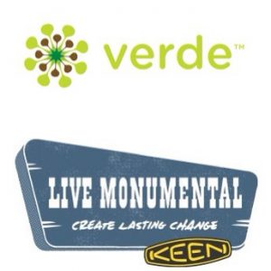 Verde Brand Communications Selected as Finalist for PR News' CSR Awards for KEEN's Live Monumental Campaign