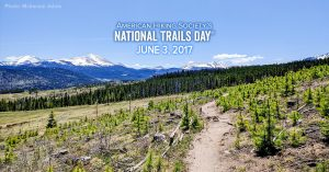 Thousands of Americans to Hit the Trail this National Trails Day