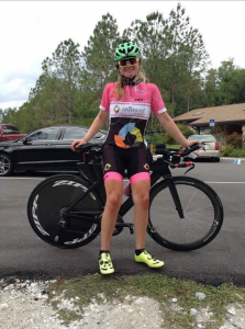 Amanda Coker Shatters Women's and Men's Highest Annual Mileage Record with Tailwind Nutrition Endurance Fuel