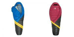 Sierra Designs Expands Sleeping Bag Line with Air Pillows & PFC-Free Materials for 2018