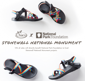 beba7f4cc3f5 Chaco Supports Stonewall National Monument with New Sandals ...
