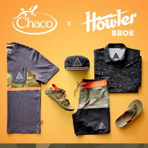 3379c5682b Chaco and Howler Brothers Launch Limited Edition Collaboration ...