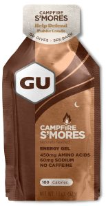 GU's New Campfire S'mores Gel: The tastiest way to support public lands