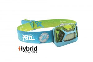 Petzl Introduces First-Ever Headlamp for Children