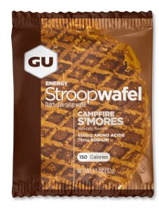 GU Energy Labs Launches New Campfire S'mores Energy Stroopwafel