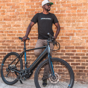 Raleigh Electric Partners With The Bahati Foundation to Auction Electric Bike to Support Inner-City Youth