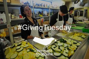 Doing Good at Darn Tough Vermont: Company Donates 100% of Profits from Giving Tuesday to Vermont Foodbank
