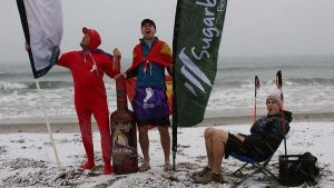 Portsmouth Polar Plunge Supports 46th Annual Rotary Thanksgiving Dinner