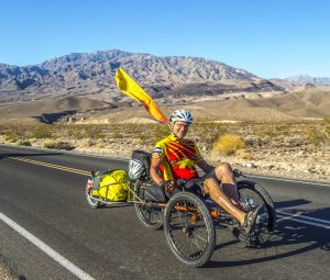 TerraTrike partners with Adventure Cycling to promote human-powered travel, offers holiday discounts