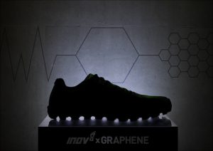 inov-8 at the Forefront of Graphene Sports Footwear Revolution