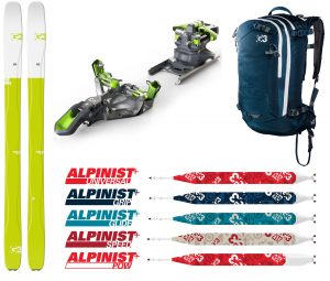 G3 goes big with lightest, fully-featured AT tech binding, retooled climbing skin line