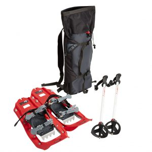 MSR® Launches Convenient, All-in-One Snowshoe Kit