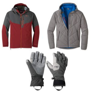 Outdoor Research unveils three leading-edge apparel technologies, yielding better mobility and warmth
