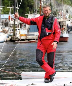 Industrial Revolution President Leaving Company for Epic Sailing Adventure