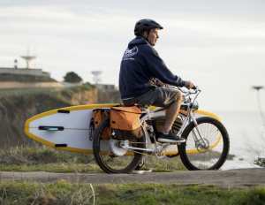 Vintage Electric and Surf Legend Jeff Clark partner to create Signature Series E-Bike