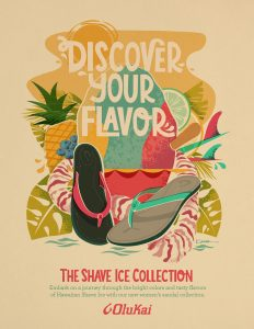 Olukai Brings The Flavors of Hawaii to Life In New Shave Ice Collection