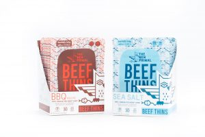 The New Primal Launches Revolutionary Whole30® Approved Beef Thins at Natural Products Expo West 2018