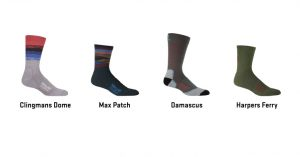 Farm to Feet Appalachian Trail Collection available in time for thru-hiking season