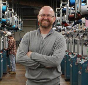 Nester Hosiery promotes Jason Nester to VP Sales
