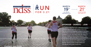 NDSS Athlete Team to Run 250+ Miles For Down Syndrome Advocacy