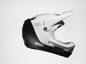 POC Adds Carbon Full-Face Helmet to Spring 2018 Collection