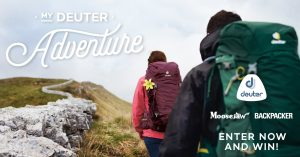MY DEUTER ADVENTURE: Share your adventures with Deuter and win a breathtaking hiking trip to Germany