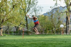 City of Boulder to celebrate opening of first slackline course on May 4, Slackline Industries athletes to perform