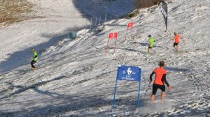 Inov-8 Launches Downhill Running Race On World's Most Notorious Ski Slope