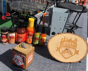 """Campmaid Wins """"Best Camping Essentials"""" Award At The National Hardware Show"""