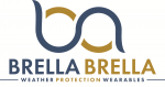 Brella Brella™ announces the first customizable, packable, waterproof + breathable rain jacket with Universal Sizing™