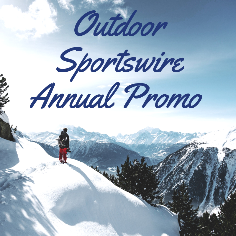Annual Outdoor Sportswire Promotion + Four Bonuses