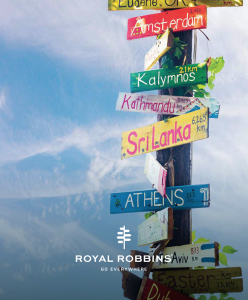 Royal Robbins Celebrates 50 Years of Adventure