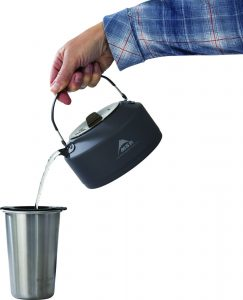 MSR® Introduces Lightweight Pika™ Teapot