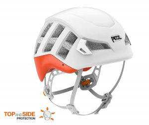 Petzl Spring 2019 line continues commitment to TOP AND SIDE PROTECTION helmet standards