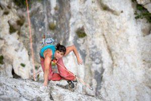 Swiss Rock Climber Nina Caprez Joins MSR®'s Roster of Athlete Ambassadors