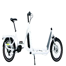 Yuba Launches New Electric Supermarché Cargo Bike