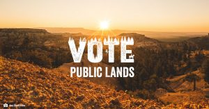 American Hiking Society Announces Launch of Vote Public Lands Campaign