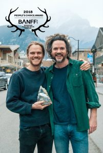 BeAlive's Newly Licensed Documentary Film – The Bikes of Wrath – Wins the Prestigious People's Choice Award at the Banff Centre Mountain Film and Book Festival