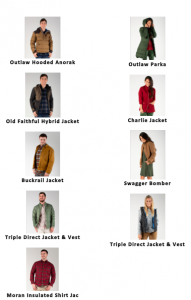 Mountain Khakis® Introduces Outerwear Line for Fall/Winter 2019