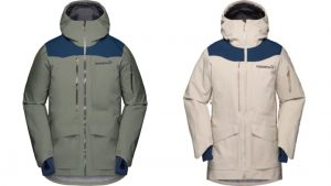 Norrøna Debuts Reimagined Backcountry Freeride, Alpinism Outerwear Collections at Outdoor Retailer