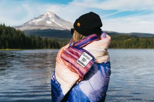 Yakima & Rumpl Cozy Up Together with Limited-Edition Blanket Celebrating Oregon