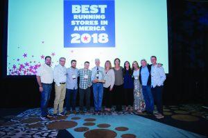 Balega Presents Annual Ubuntu Award to Dick Pond Athletics
