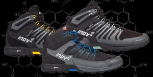 inov-8 Unveil World's First-Ever Hiking Boots with Graphene Outsoles