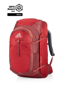 All-New Gregory Tribute Awarded Best Travel Backpack at ISPO