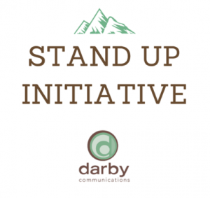 Darby Communications Announces 2019 Stand Up Initiative Partners