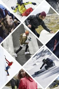 GORE-TEX Brand Challenges Users  to Share their Life in Action