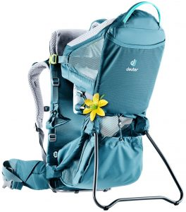 For mothers who hold their own: Deuter launches first-ever women's specific kid carrier with Kid Comfort Active SL
